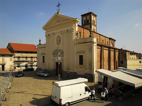 Chiese ed Edifici Storici